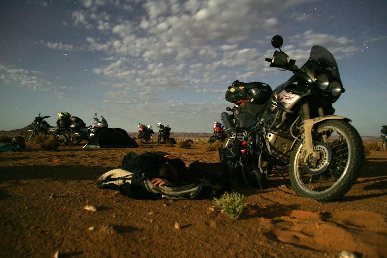 Motocyklem da się dojechać w każdy zakątek świata.