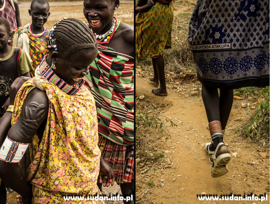 Ozdoby afrykańskich kobiet