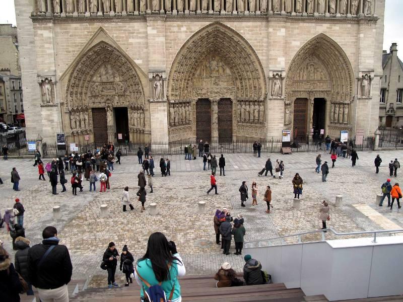 Katedra Notre-Dame we Francji