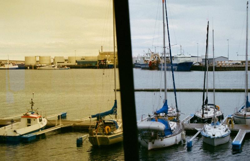 Zdjęcia z podróży na Islandię - Reykjavik