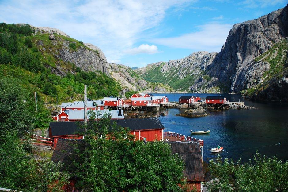 Norweska wieź wpisana na listę światowego dziedzictwa UNESCO