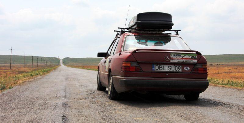 Friends in Benz na Ukrainie