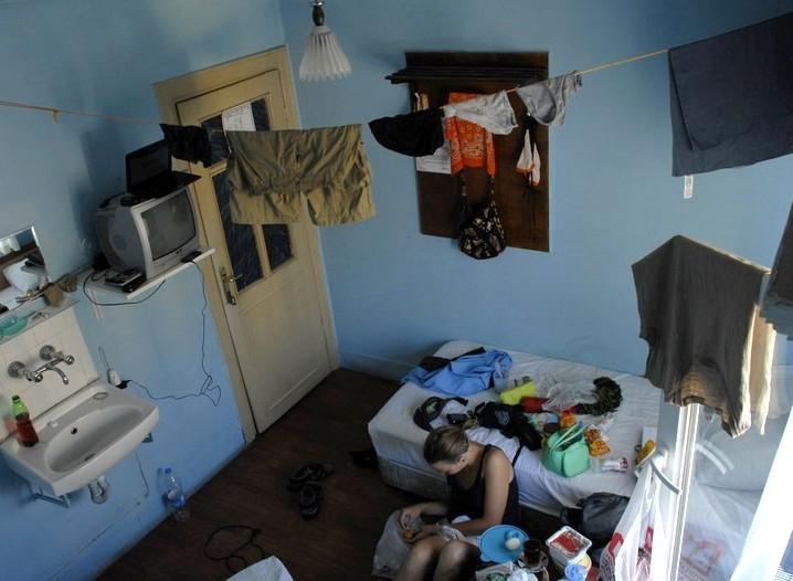 Pokój w hostelu, Turcja