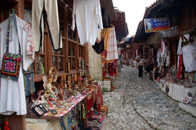 Zdjęcia z podróży do Albanii