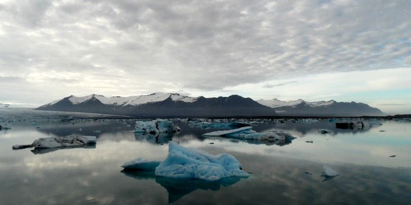 Islandia - Jokulsarlon - foto