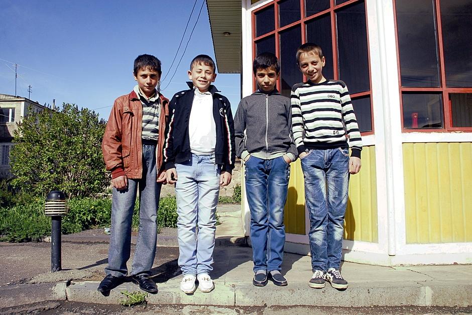 Chłopaki z Armenii