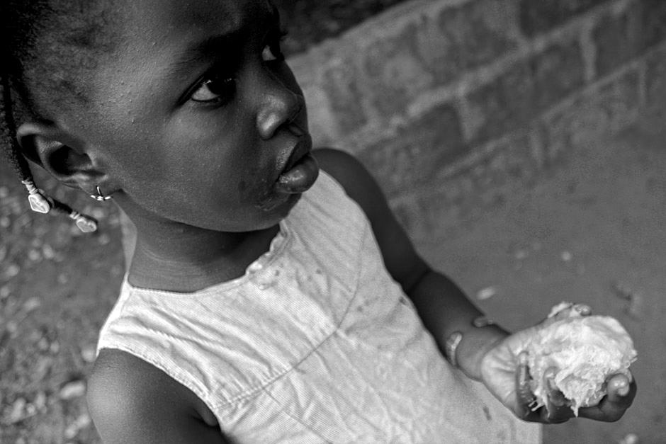 Dzieci Afryki - foto