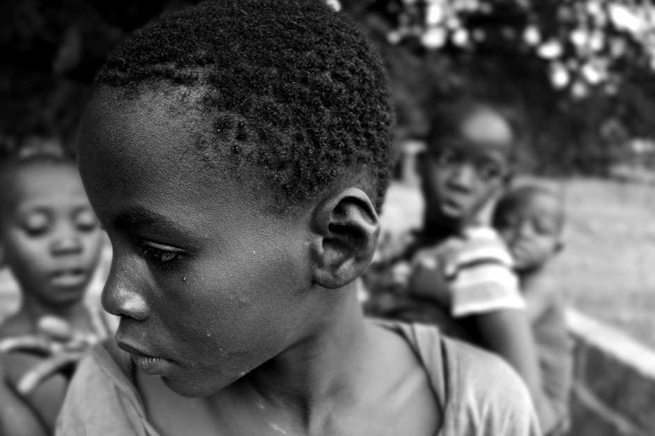 Dzieci z Afryki - foto z podróży