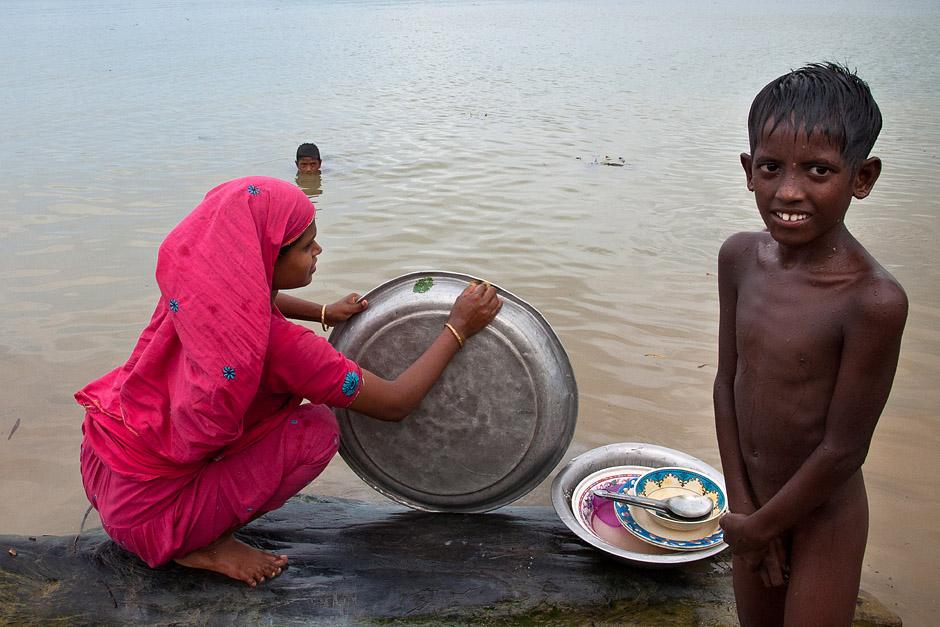 Jezioro Kaptai - zdjęcia z podróży do Bangladeszu