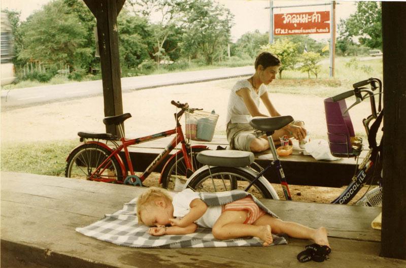 Podróż z dzieckiem do Tajlandii