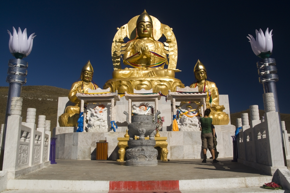 Budda w Mongolii