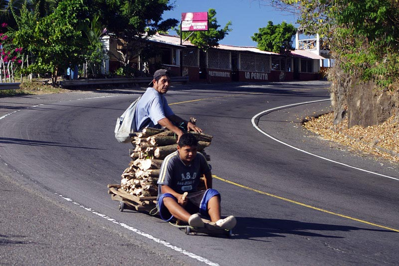 Biedni ludzie z Salwadoru