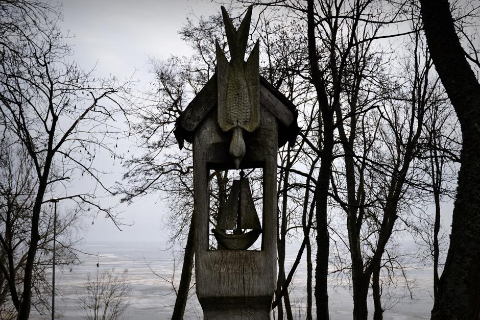 Stary Cmentarz na Litwie - foto