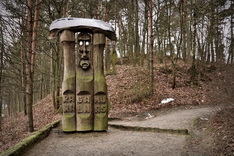 Wycieczka na Mierzeję Kuryńską na Litwie - zdjęcia