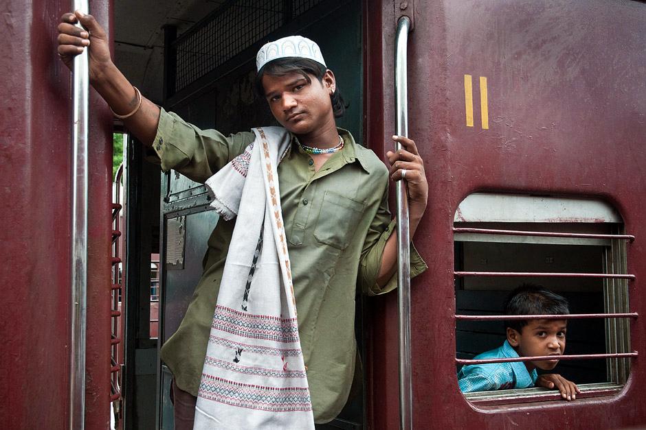 Indyjska kolej - foto, zdjęcia, podróże