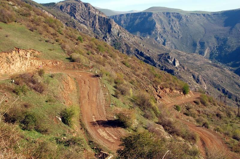 Krajobraz Armenii