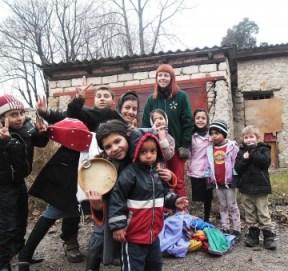Czujczuj w Mołdawii