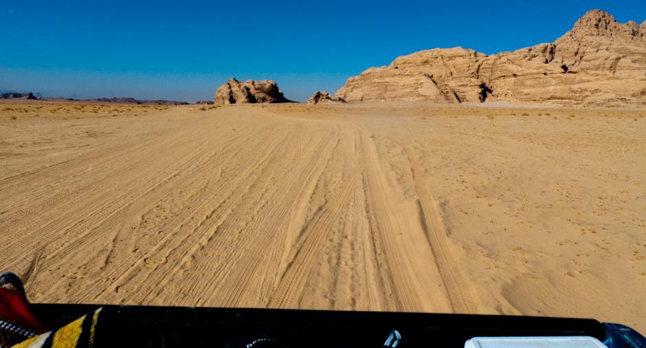 Biała Wadi Rum