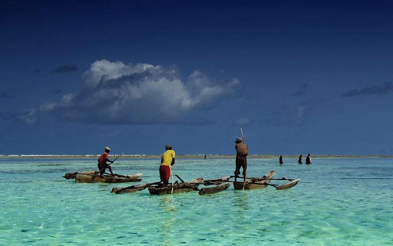Rybacu z Zanzibaru - zdjęcia z podróży