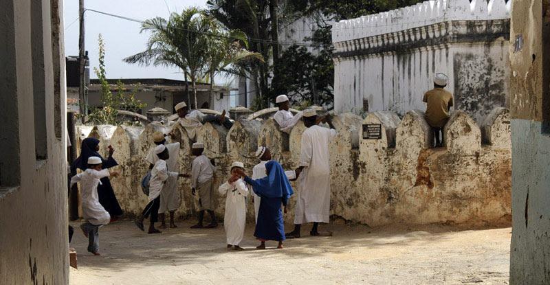 Życie na Zanzibarze - foto