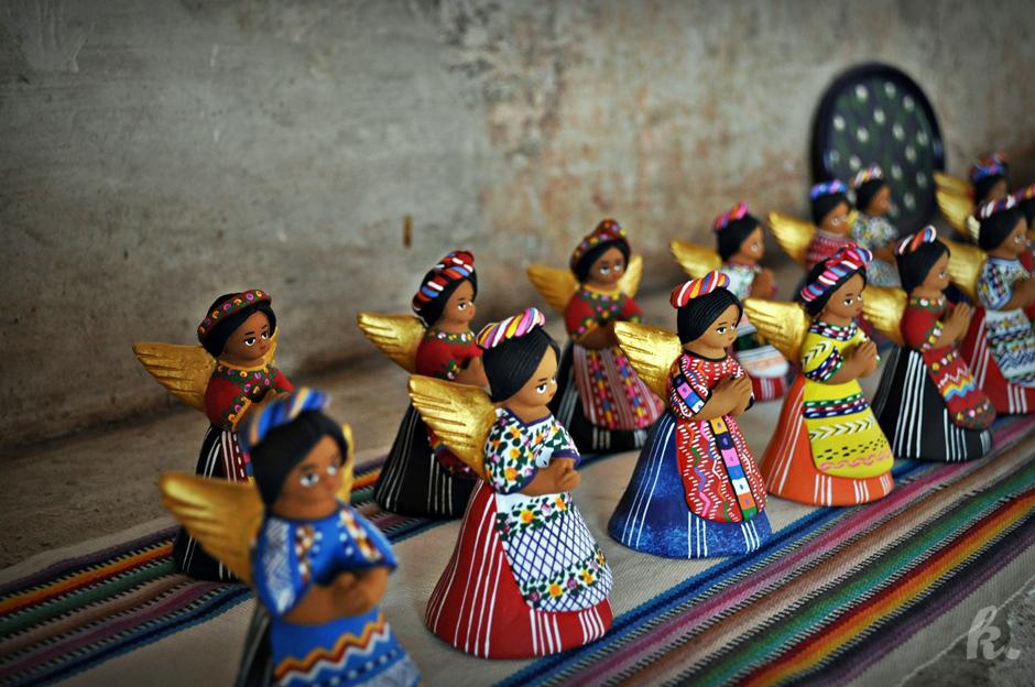 Zakupy na wakacjach w Gwatemali
