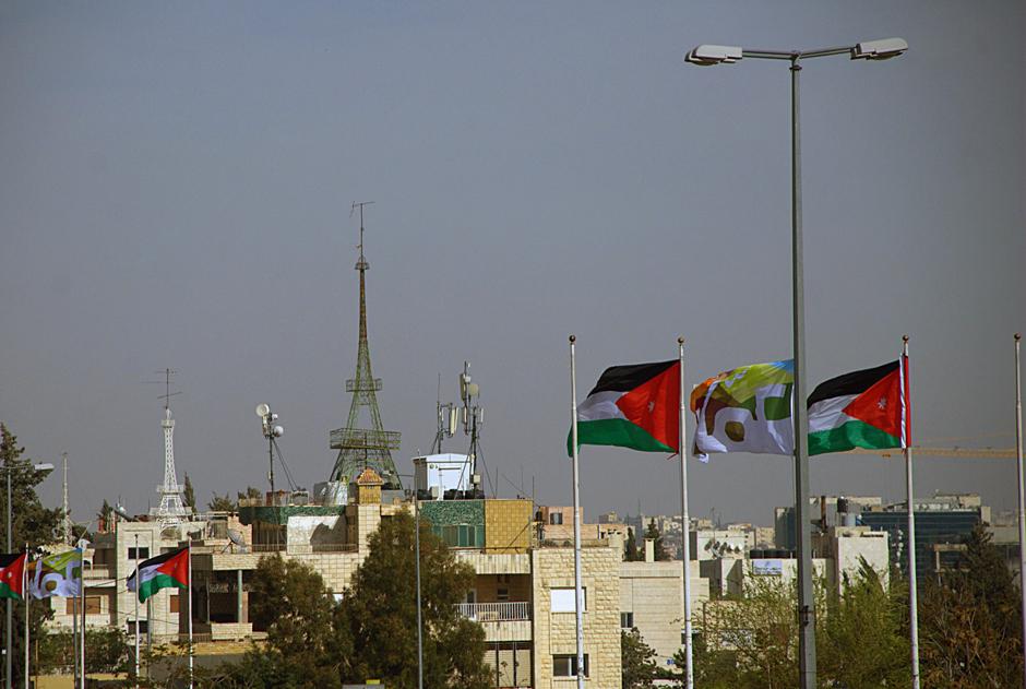 Zdjęcia z Ammanu