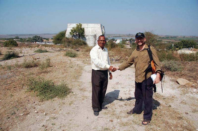 Andrzej Juda podróżuje po Indiach