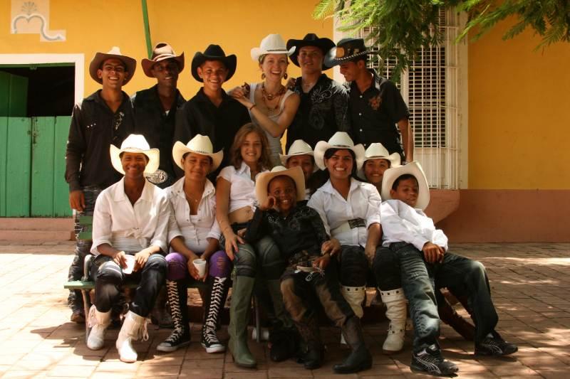 Kubańska rodzina