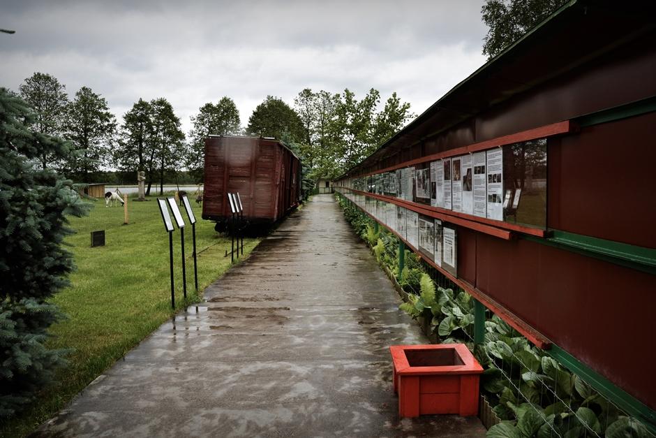 Litwa - zdjęcia z muzeum komunizmu