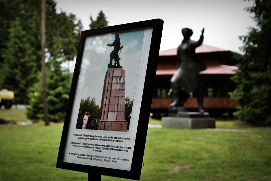 Park komunizmu - Litwa, turystyka
