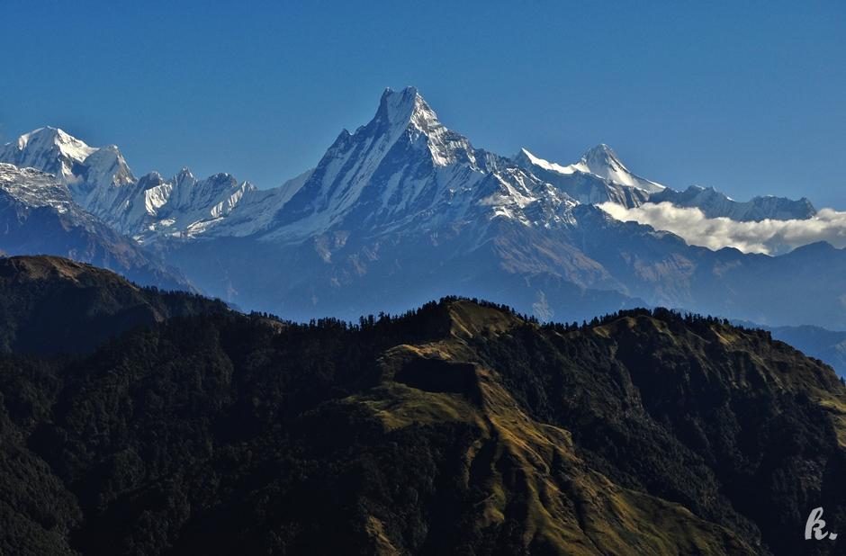 Himalaje - zdjęcia z trekkingu