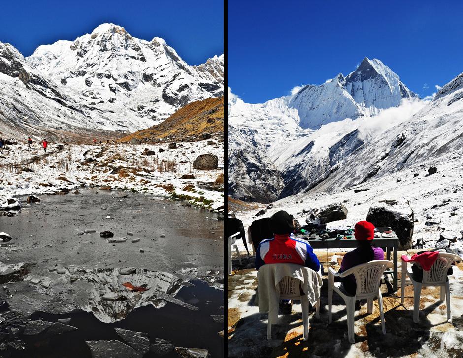 Trekking w Himalajach - zdjęcia z podróży do Nepalu