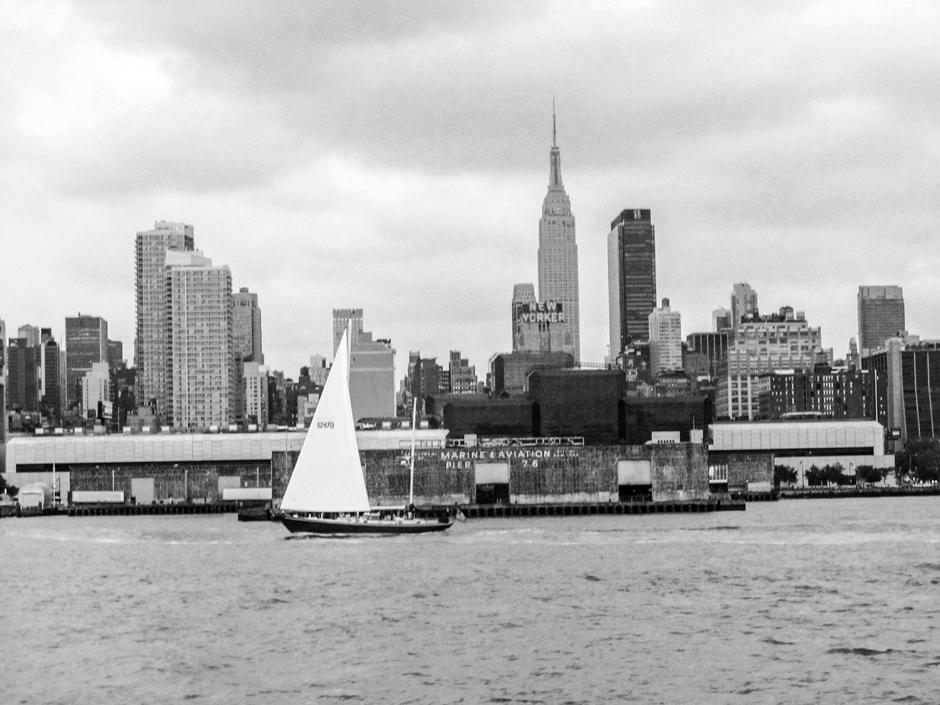 Żeglowanie w Nowym Jorku