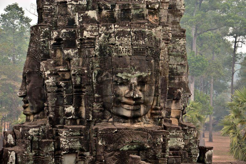 Budda z Kamienia - podróż do Kambodży