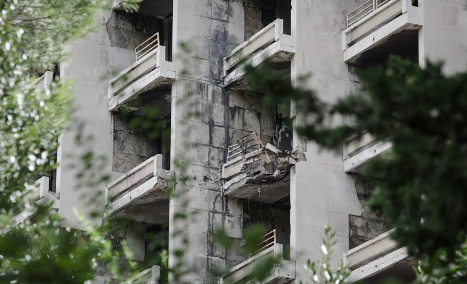 Powojenne ślady w byłej Jugosławii