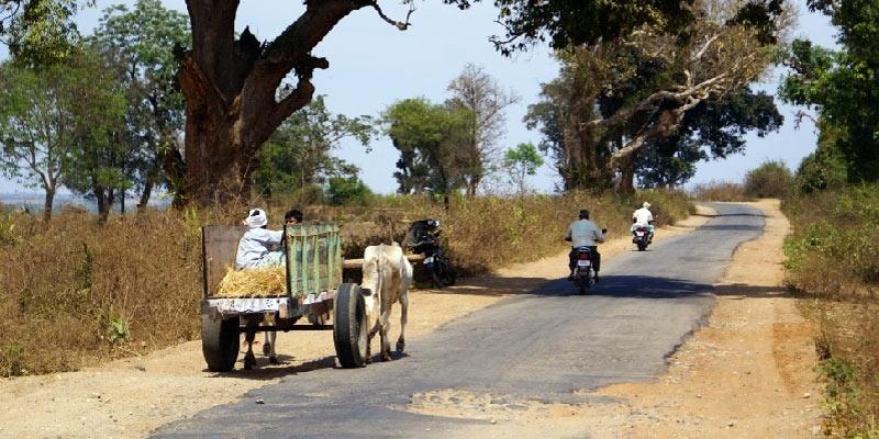 Droga prez Indie