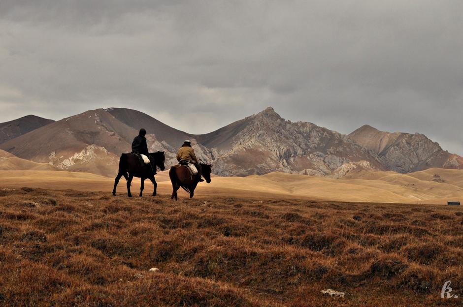 Kirgistan na koniach - zdjęcia z podróży
