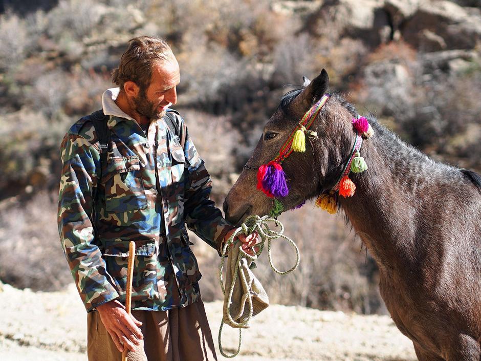 Pasterz z gór Zagros. Zdjęcia z podróży Łukasza Supergana