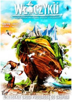 Włóczykij 2015 - festiwal podrózniczy w Gryfinie