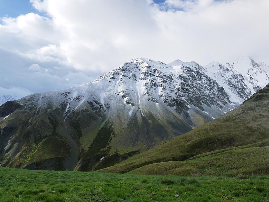 Zdjęcia z trekkingu w Gruzji
