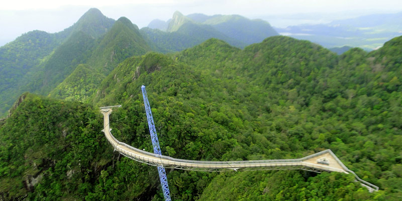 Skybridge w Malezji