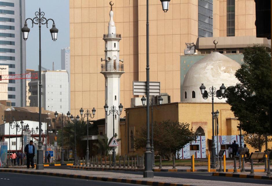 Architektura bliskowschodnich miast