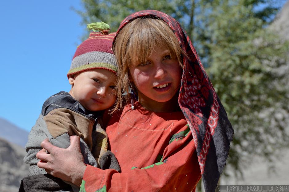 Wachańczycy - podróż przez Afganistan