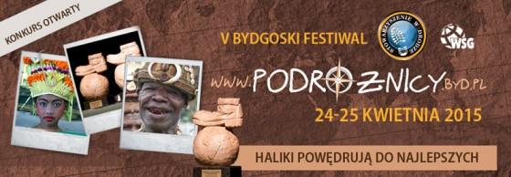 Festiwal Podróżnicy Bydgoszcz 2015