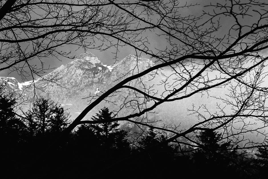 Pireneje na początku marca