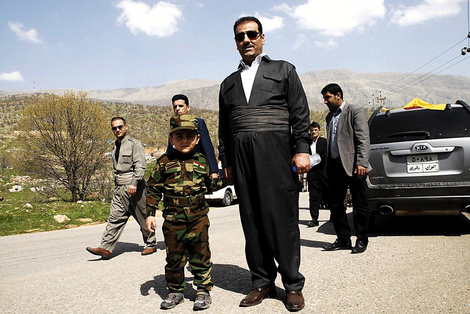 Barzan w północnym Iraku - podróż do Kurdystanu