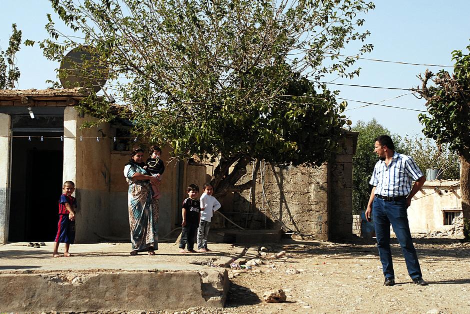 Autostop w Kurdystanie - Irak 2012