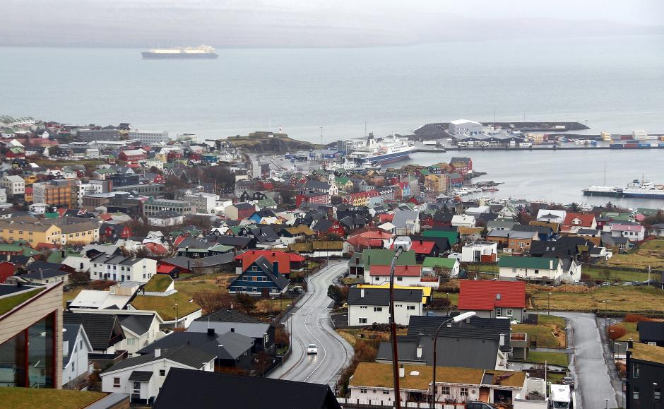 Tórshavn - stolica Wysp Owczych
