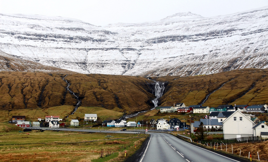 Krajobraz Wysp Owczych