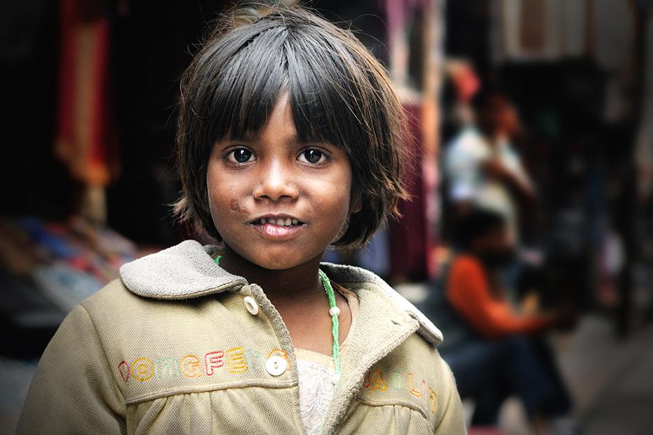 Dzieci Nepalu - fotogaleria zdjęć z podróży